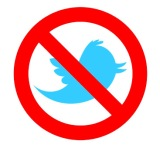 Don't want your talk live-tweeted? Use this handy symbol!