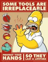 Clearly, we should have had this in the lab. Image courtesy of SafetyPoster.com.