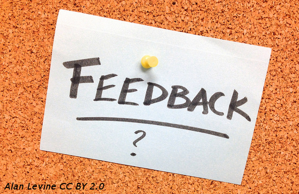asking for feedback on job applications attitudes and practices